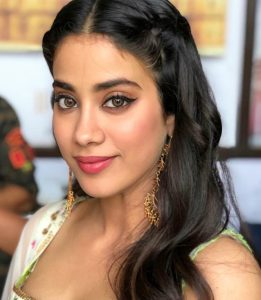 Janhvi Kapoor is getting ready for the Telugu film industry, planned to launch by producer Dil Raju