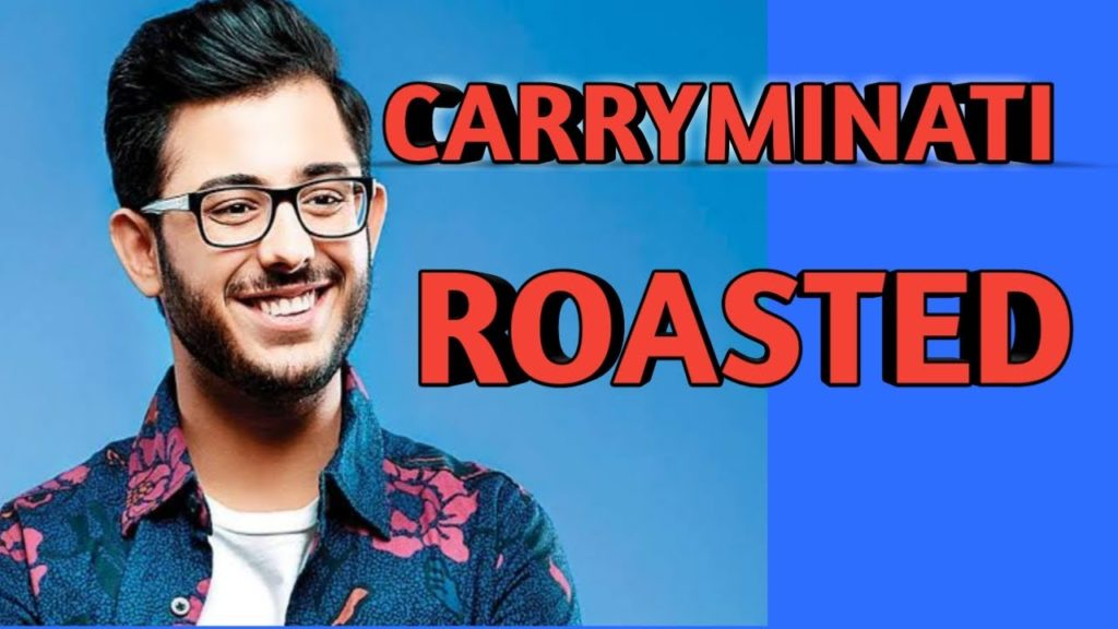 Photo of #CarryMinatiRoast: When YouTuber Ajey Nagar ROASTS TikTokers by Creating A Memefest HISTORY