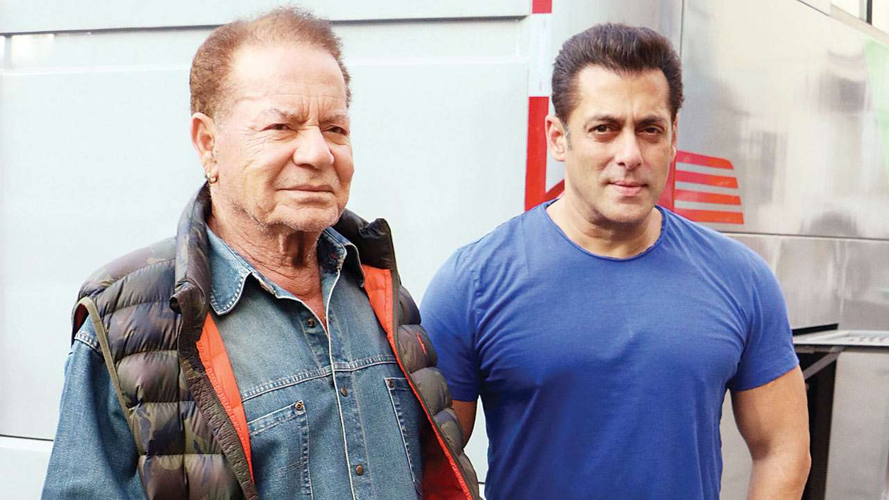 Photo of Eid Without Salman: Salim Khan Explain How the Day Went