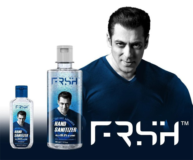 Photo of Salman Khan launches his own band FRSH this Eid