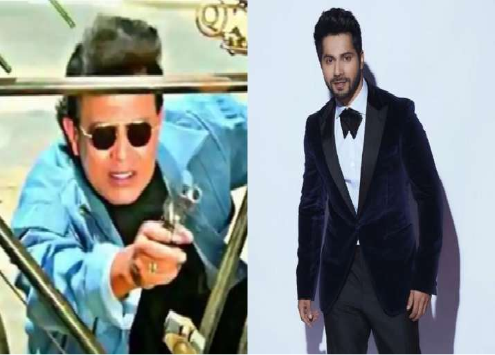 Photo of Varun Dhawan Comes out with hilarious Mithun Chakraborty meme asking people to stay at home