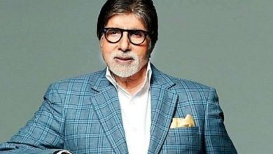 Photo of Big B calls Home Quarantine a prison cell with visiting hours