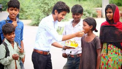 Photo of Actor and Tik Tok Star Ansh Pandit is also known for his social work