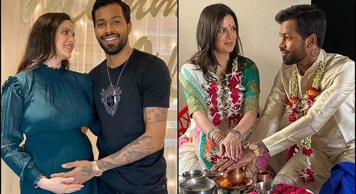 Photo of This is the reason for the happiness of Natasa Stankovic and Hardik Pandya