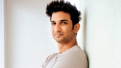 Photo of Sushant Singh Rajput's first earning was 250 rupees