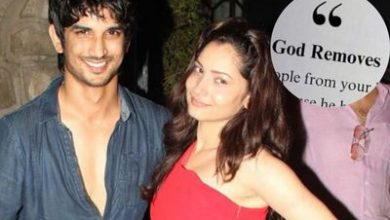 Photo of What did Ankita Lokhande write on social media shortly before the death of Sushant Singh Rajput?