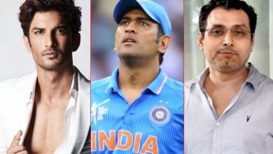 Photo of MS Dhoni Is Badly Hit Hear the Death of Sushant Singh Rajput Claims Neeraj Pandey