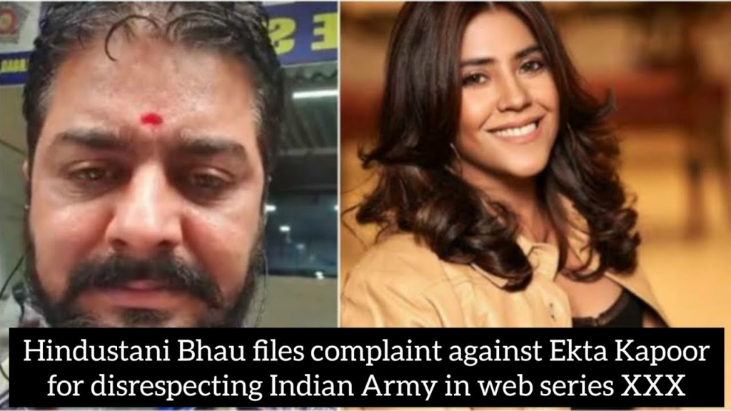 Photo of Trouble for Ekta Kapoor as Desi YouTuber Objects Against Her New Show