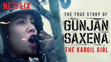 Photo of Gunjan Saxena: The Kargil: Janhvi Kapoor Defends Backlash on Social Media Against her Film