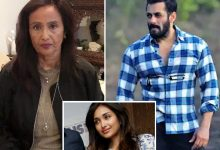 Photo of OMG Jia Khan's Mother Hurls Serious Allegations on Salman Khan