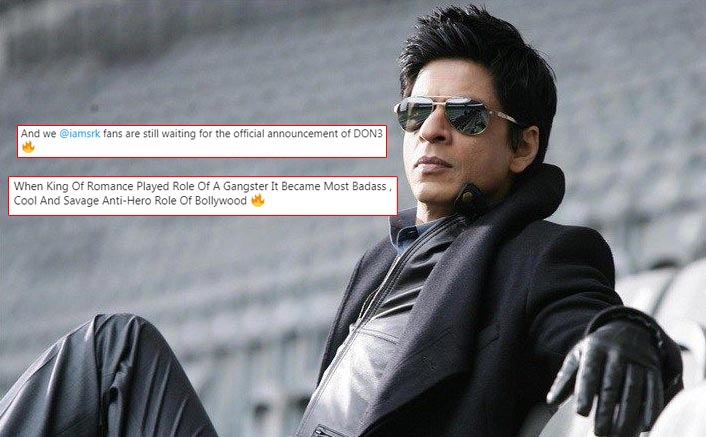 Photo of SRK Fans Want Update on Don 3 as #WeWantDon3Update Trends on the Internet