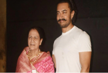Photo of Aamir Khan's Mom Safe as Tested Negative for COVID 19