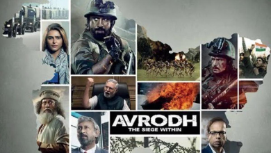 Photo of Catch Avrodh: The Siege Within trailer Featuring Amit Sadh on a Tale of 2016 surgical strike