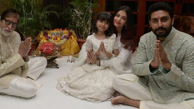Photo of Road To Recovery: Big B, Junior Bachchan & Aaradhya Recovering from Covid-19