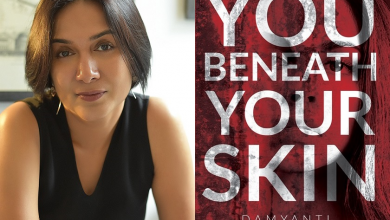 Photo of Damyanti Biswas 's novel – You Beneath Your Skin to be converted into Web Series