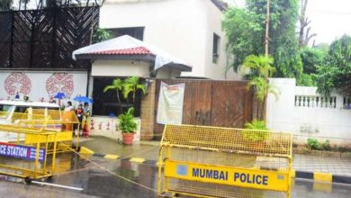 Photo of OMG: Big B Home Jalsa Declared as Containment Zone