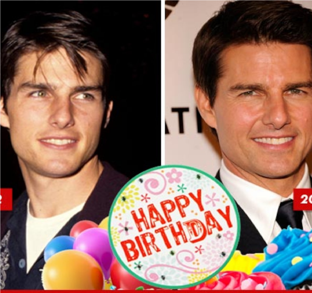 Happy Birthday Tom Cruise The Mi Actor Turns 57 Today Cine Talkers