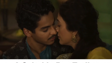 Photo of A Suitable Boy Trailer Out: Catch the crackling chemistry of Tabu and Ishaan Khatter