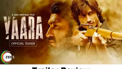 Photo of Yaara Trailer Review: A Rich Content Series Revolving Around Friendship