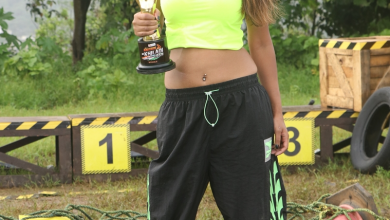 Photo of Khatron Ke Khiladi Made in India: Nia Sharma lifts The trophy, Check Details