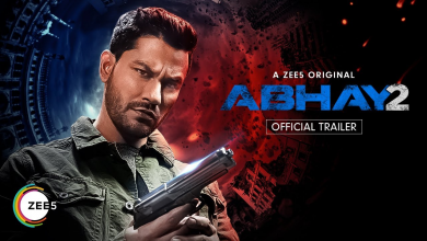 Photo of Abhay 2 trailer Out: Catch a darker and edgier glimpse of ZEE5 series