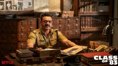 Photo of Class of 83 trailer Out: The Netflix film Starring Bobby Deol Deals with encounter killings