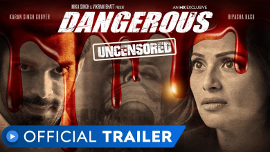 Photo of Dangerous film Trailer Out: Catch Karan & Wife in two Opposite Sides in the suspense thriller