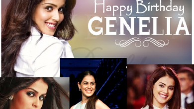 Photo of Happy Birthday Genelia D'Souza: The Jaane Tu Actress Turned 32 Today