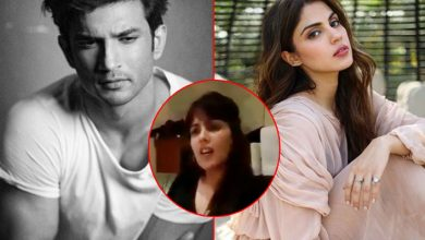 Photo of Rhea Chakraborty Viral Video: How the Netizens Reacted to it?