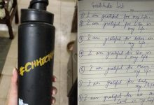 Photo of Rhea Chakraborty Comes out with few pages of Sushant's Written Diary