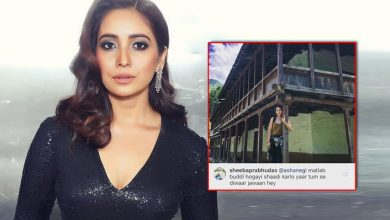 Photo of Asha Negi Befitting Reply to a Social Media Troll is Witty adding Full Stop