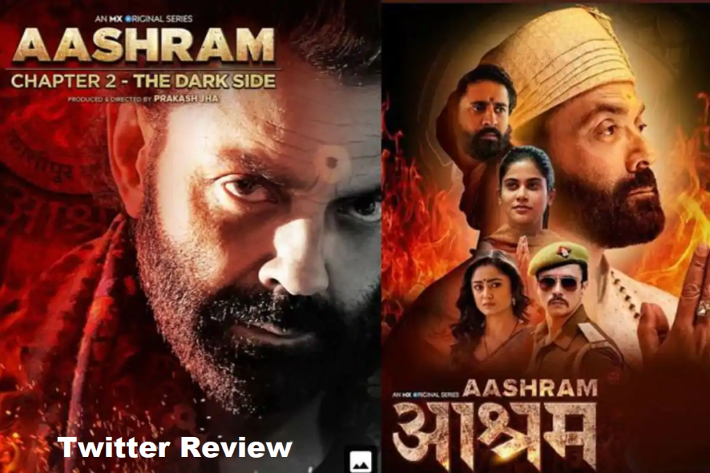 Aashram Chapter 2 twitter review