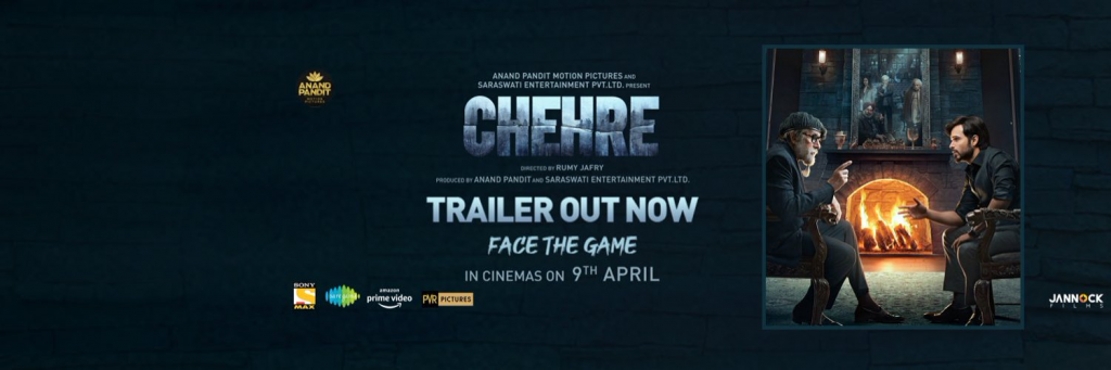 Chehre Trailer Out