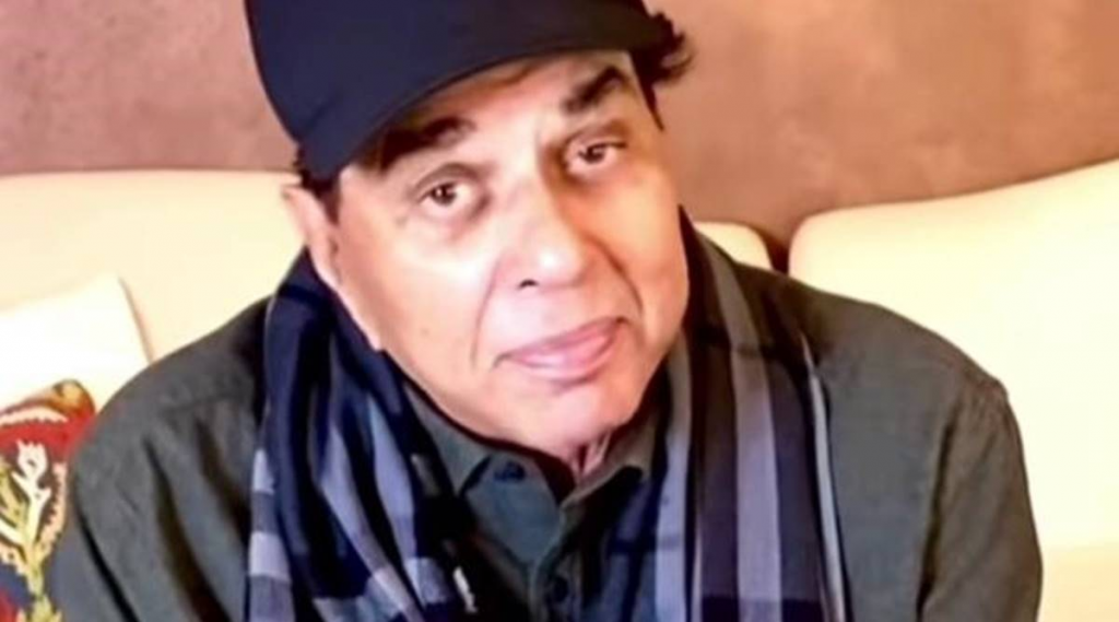 Dharmendra has message for his fans