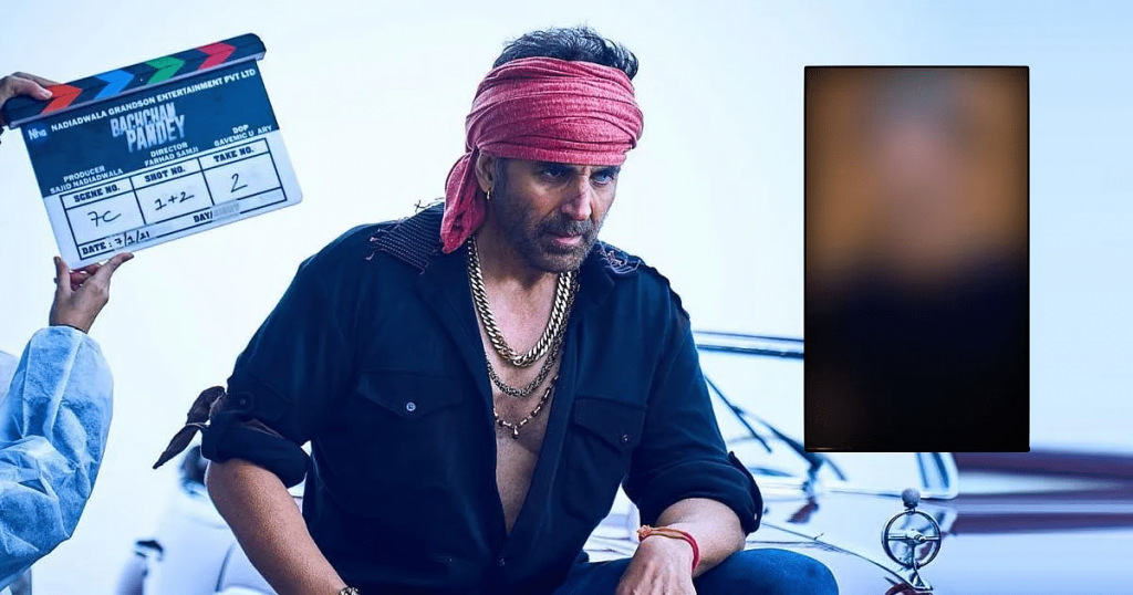 Second Look of Bachchan Pandey