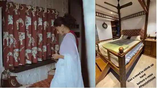 Taapsee Pannu New Home