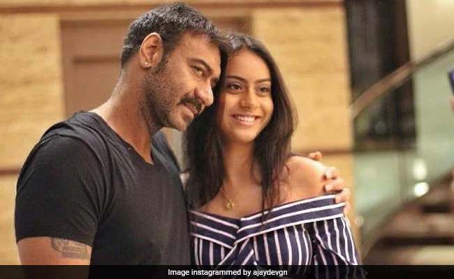 Ajay Devgn and Kajol daughter