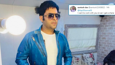 Kapil Sharma responds to fan