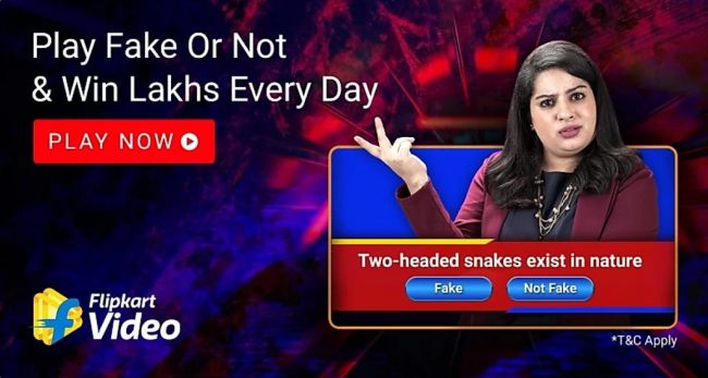 Fake Or Not Fake Quiz answers