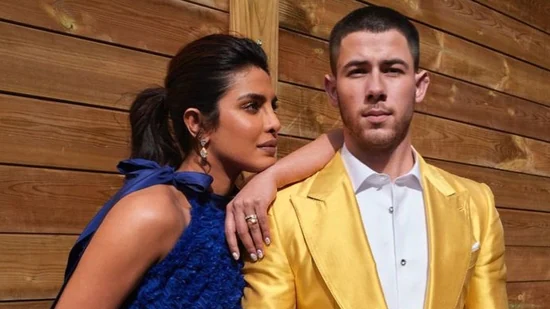 Nick and Priyanka Chopra Jonas raise money for covid