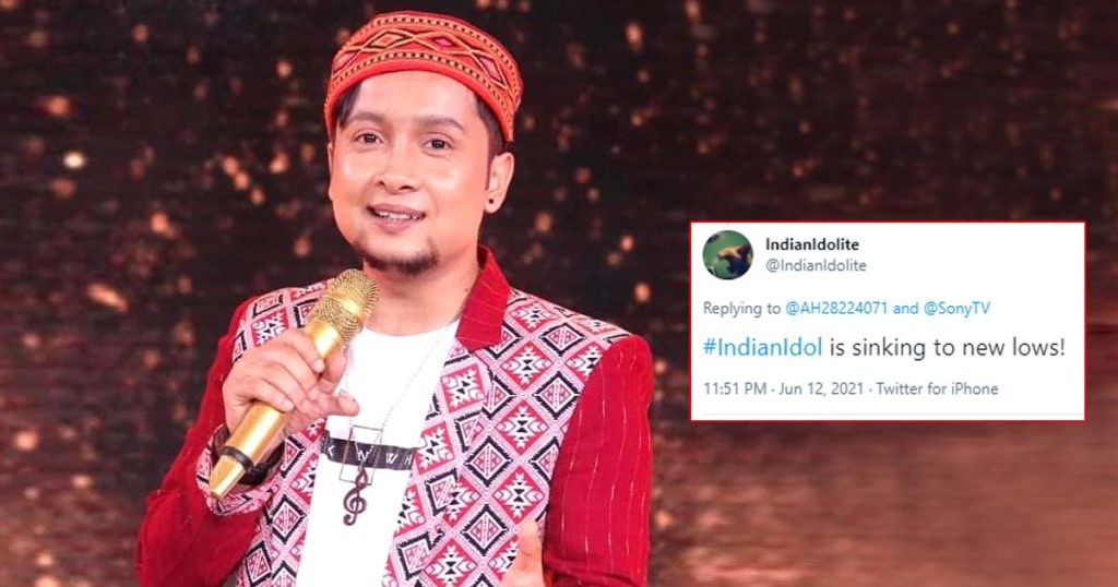 indian idol 12 allegedly accused of removing pawandeep rajans performance 001 scaled