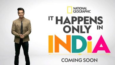 Sonu Sood and National Geographic