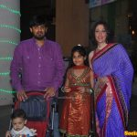 Singer Wajid with family