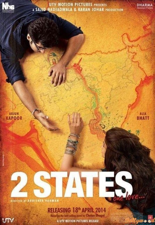 2 States posters