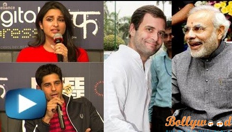 bollywod reacts on 2014 election