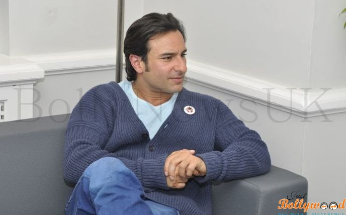 For Saif, there is Nothing wrong in doing sex comedy