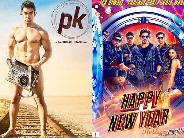 PK and Happy New Year