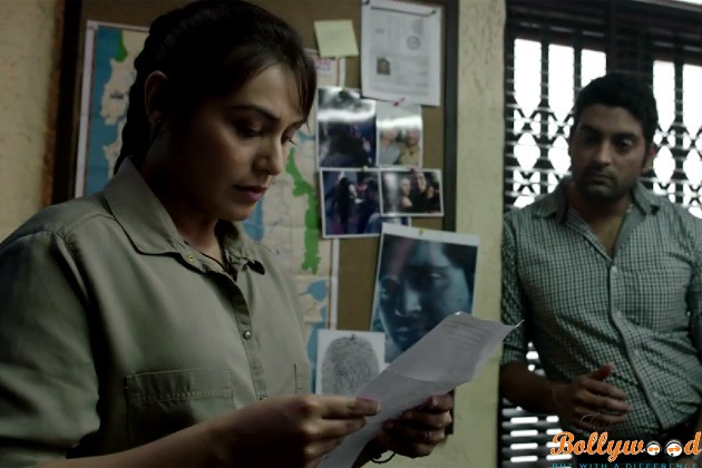 The first weekend box office collection of Mardaani