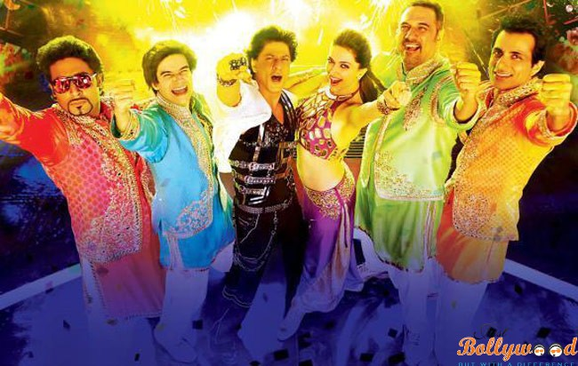 Indiawaale Song in Happy New Year