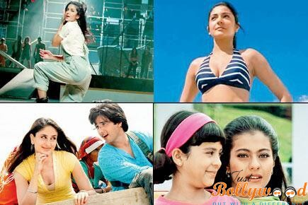 Top 10 goof-ups in Bollywood